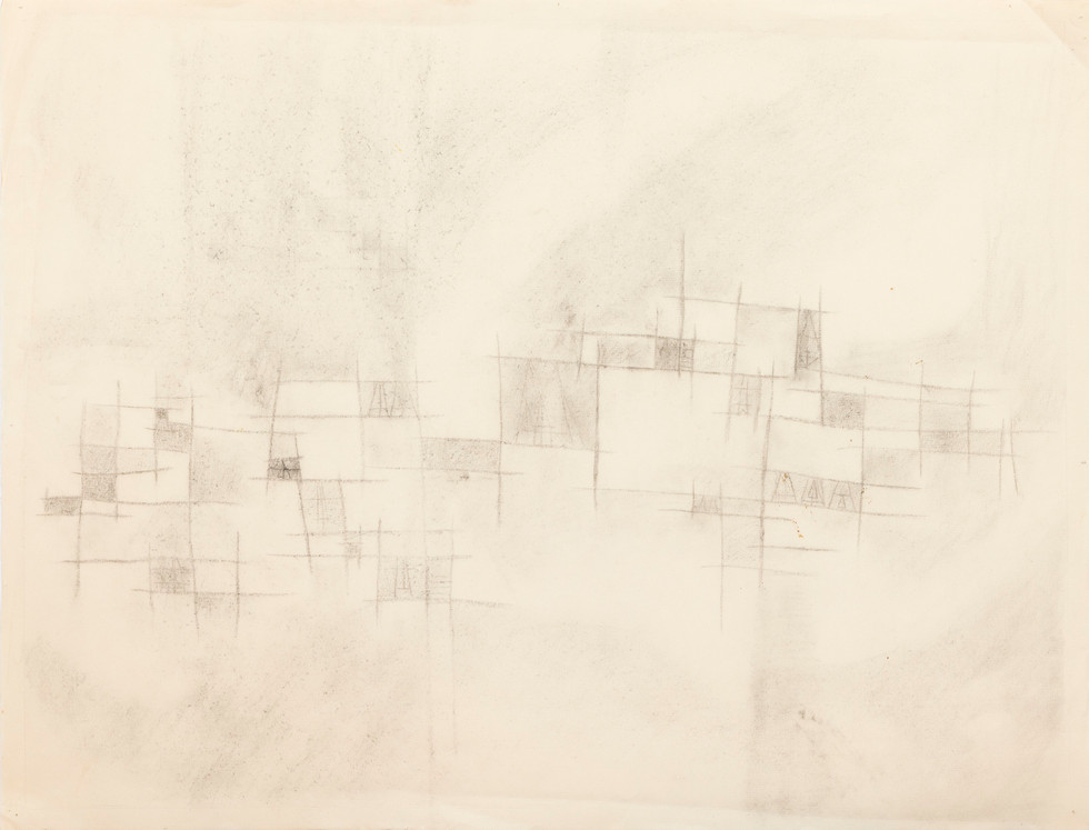 Untitled sketch - abstract grid