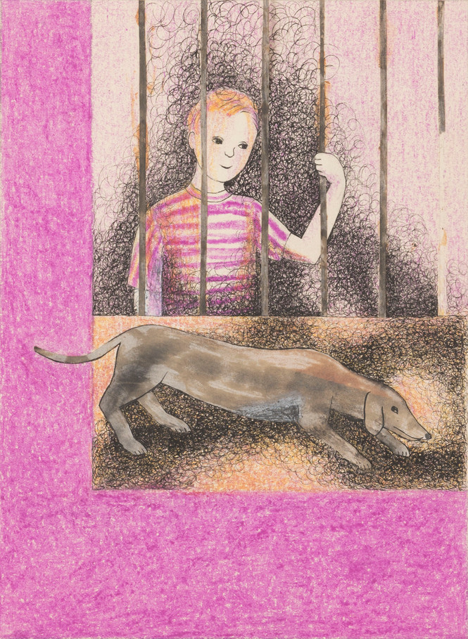 Untitled - from boy and dog illustration