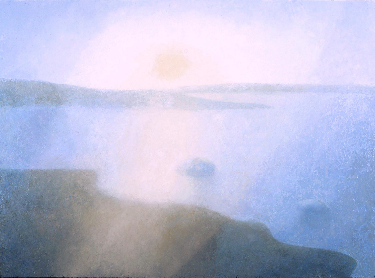 Shimmering Lake (Declining Day)
