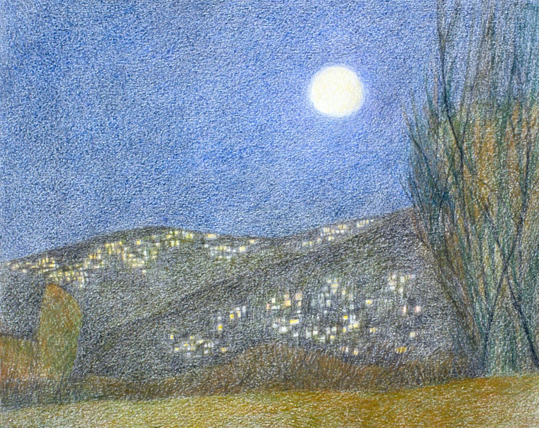Rising Moon (2)