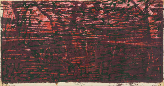 Untitled - red, pink, purple, and black texture