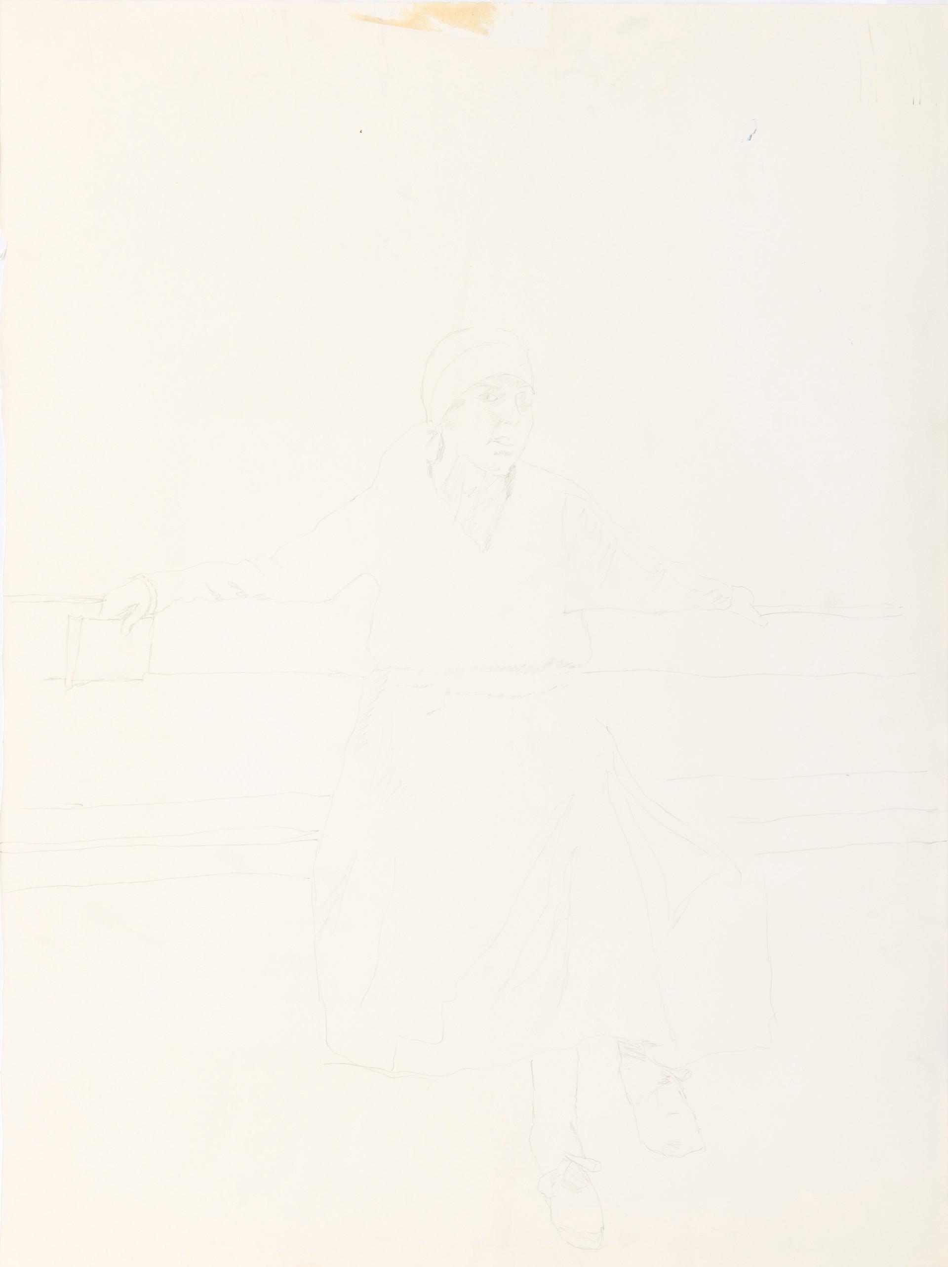 Sketch for Rózsa Vilma (3)
