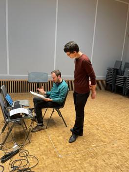 Recording Rani Orenstein