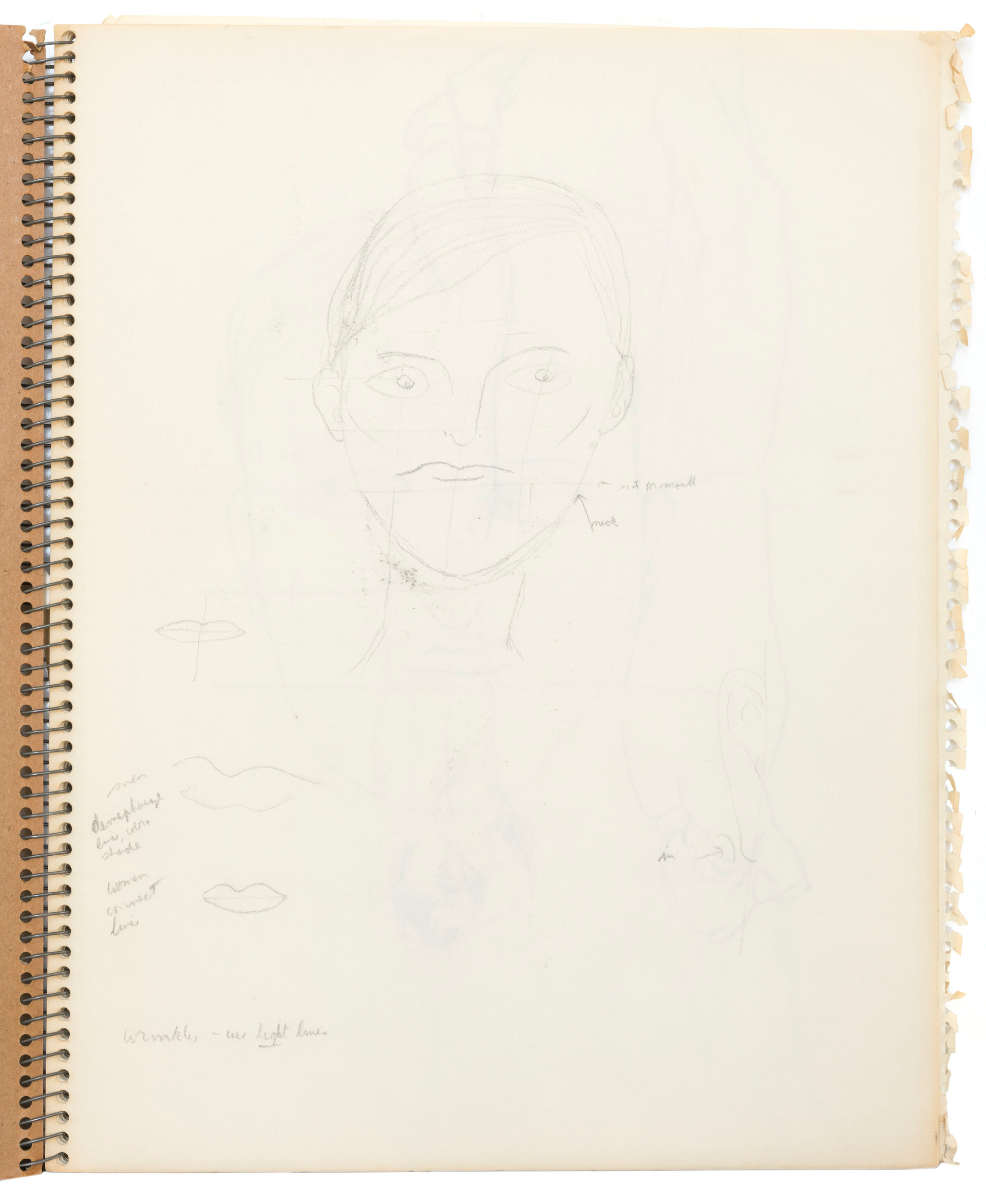 Sketch book 2 (inside)