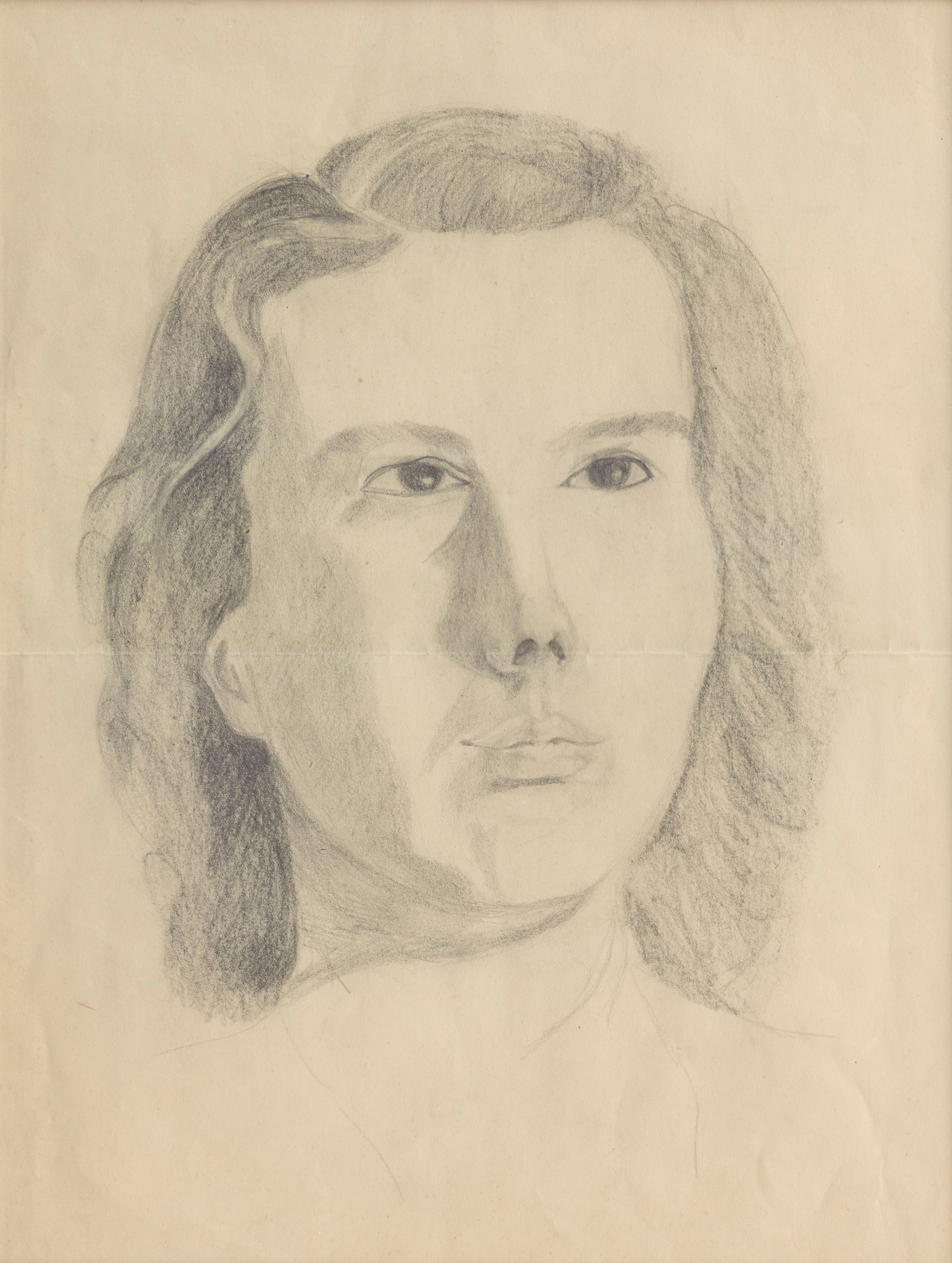 Untitled - portrait of a woman (2)