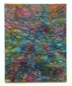 Vibrant Dust Cages