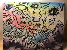 Mountain faces