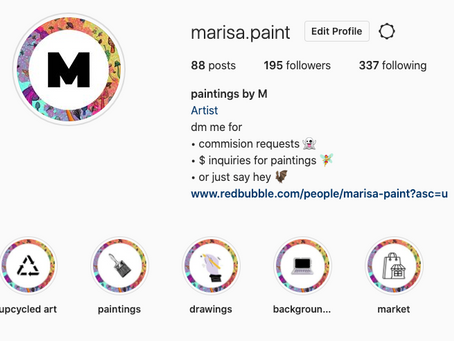 Designing an on-brand Instagram theme