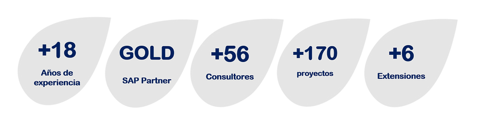 SAP Partner Gold de SuccessFactors Recursos Humanos