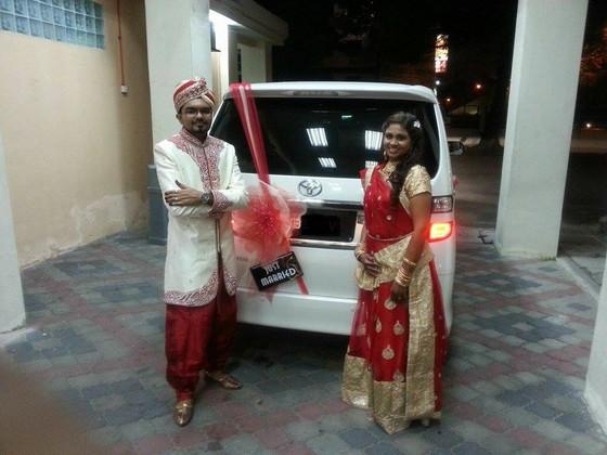 Mr. T / Wedding Car Services / Car Deco / Vellfire & Peugeot