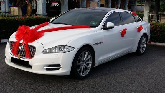 Jaguar XJL, Kuala Lumpur / Tanjung Sepat / Wedding Car Service