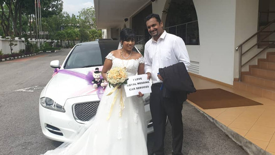 Lovely Couple Wedding Car Decoration On 22.06.2019.....Happy Car Decoration Client...Thanks For The