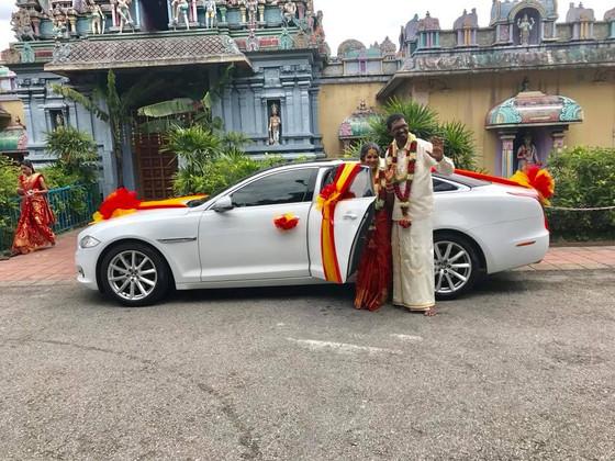 Luxury Jaguar XJL, Wedding Car Services