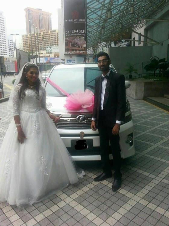 Vellfire / Bridal Car Service KL