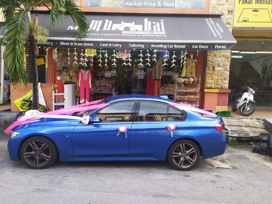 Royal Wedding Car Decoration On 07.12.2019.....Happy Client...Thanks For The Patronage Royal Wedding