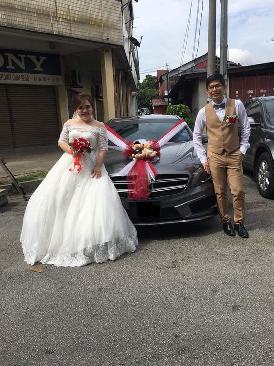Mr & Mrs Wai Leong Wedding.