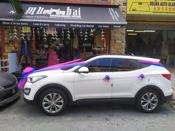 Royal Wedding Car Decoration On 04.12.2019.....Happy Client...Thanks For The Patronage Royal Wedding