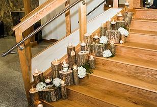 Rustic Woodland Wedding Decor