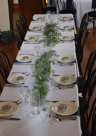 Affordable Head Table Garland