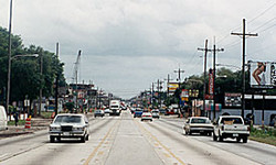 South OBT before construction