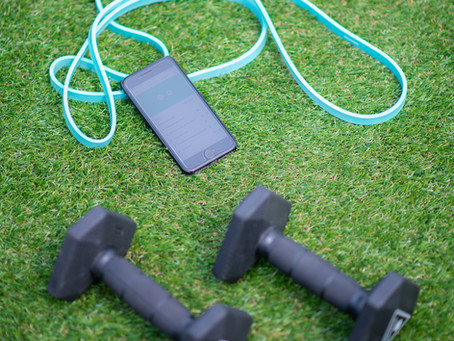 Essential fitness equipments needed to workout at home