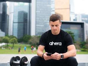 Une application fitness innovante portée par 2 diplômés de  Rubika Design