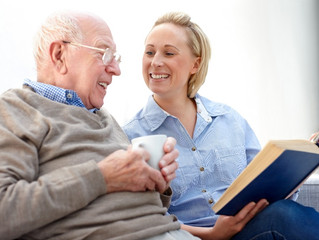 Independence at home for a elderly loved one