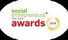 Social Entrepreneurs Award 2018 Logo