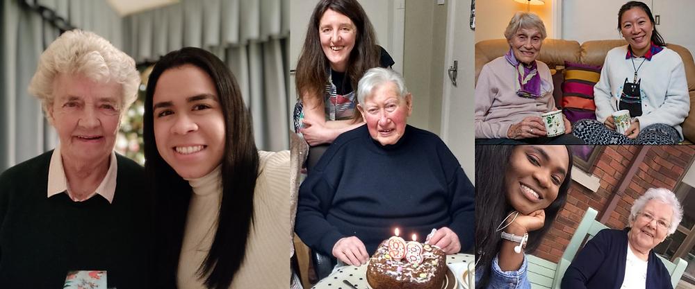David Bell turns 101 on lockdown