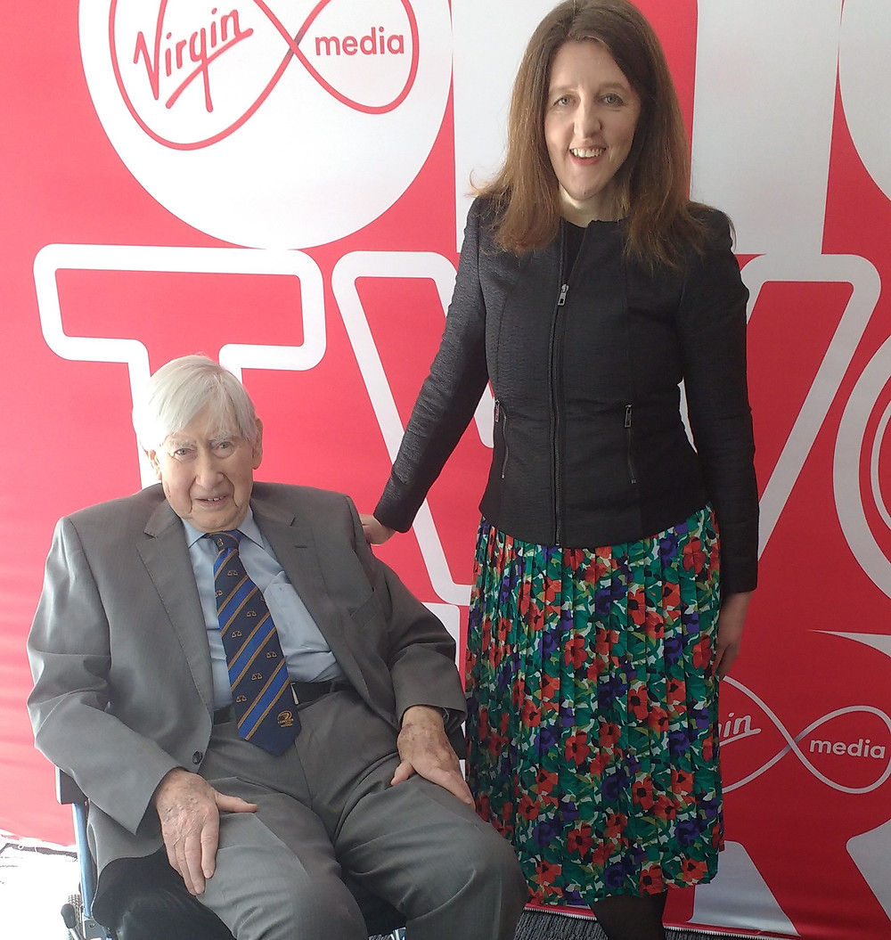 David 99 and Saoirse Founder Elder Home Share and Home Share Companion