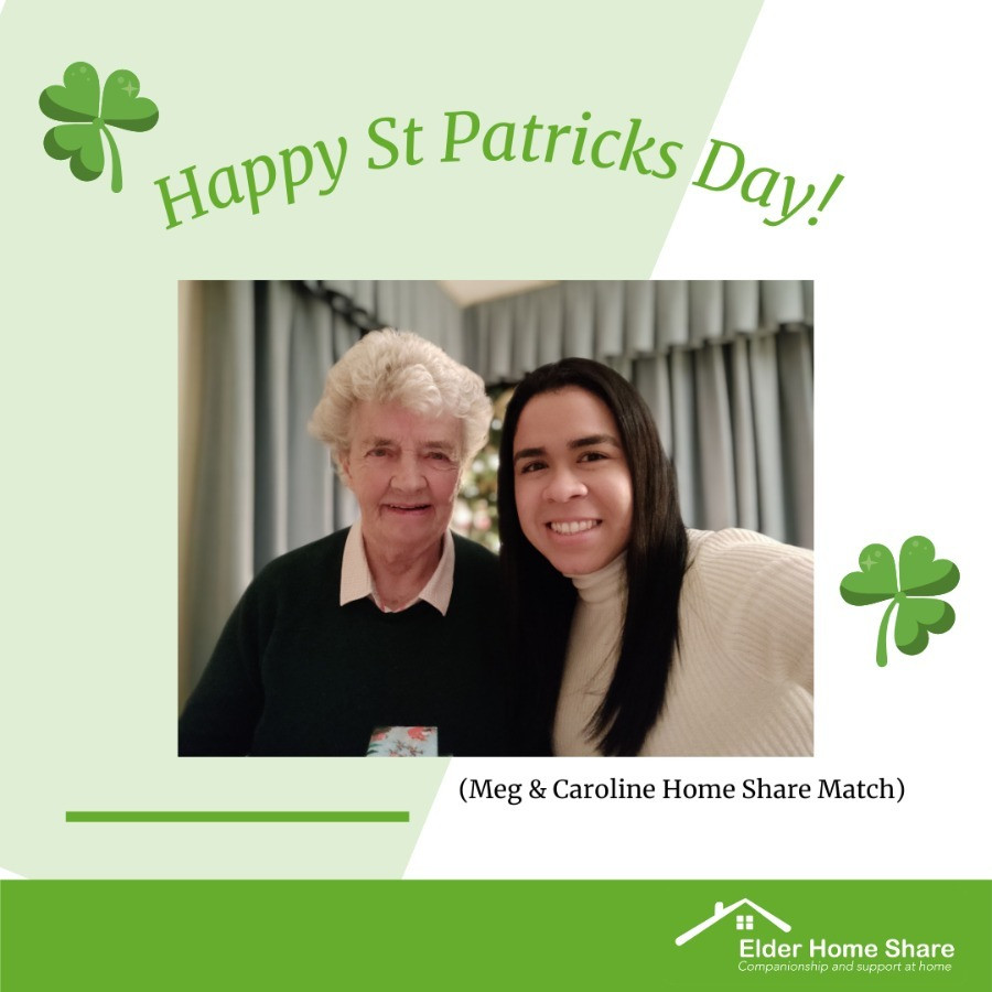 Happy St Home Share Day