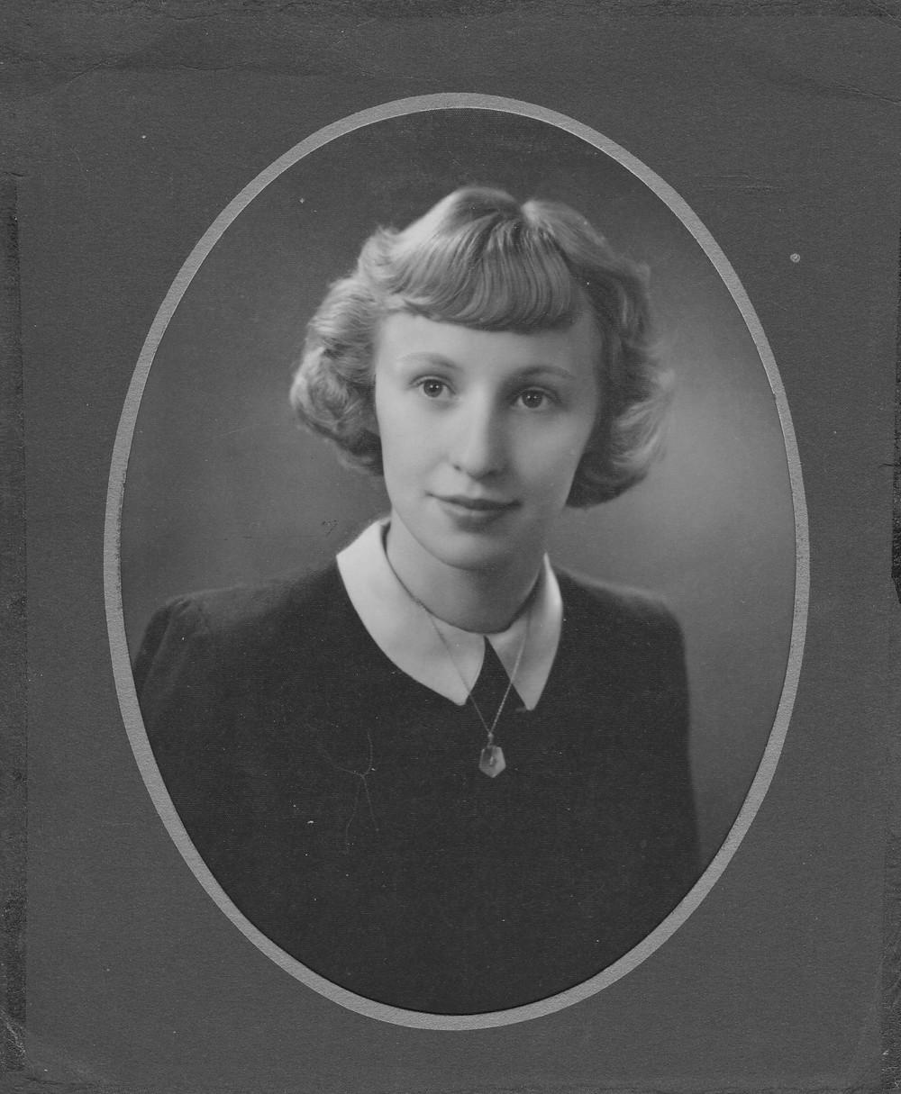 Marie Noirin's mum