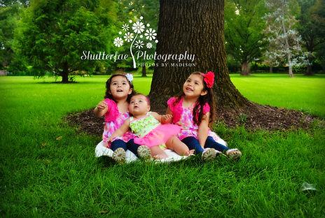 Infant Milestone Photography