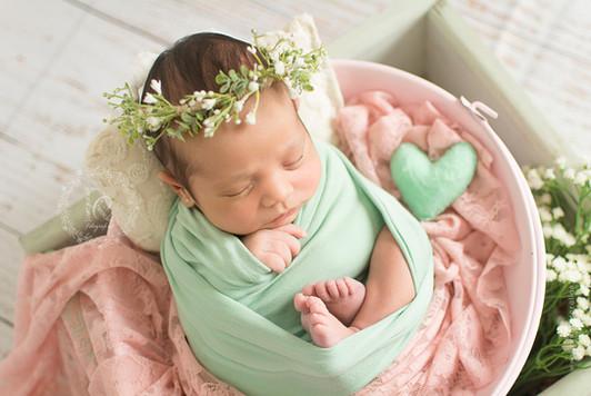 Fotógrafa de Newborn em Curitiba