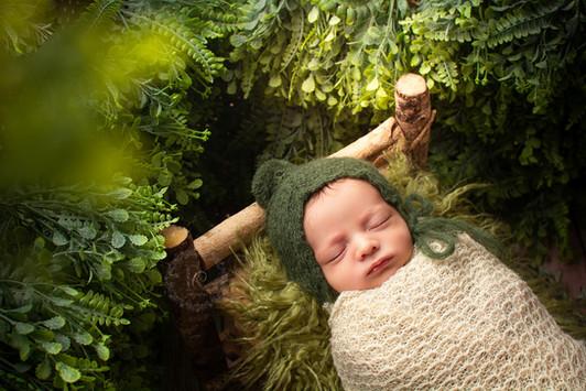 Newborn de menino
