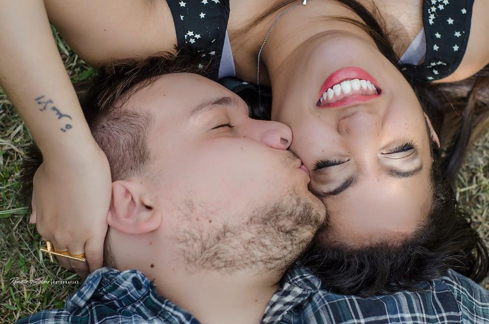fotografia dos apaixonados