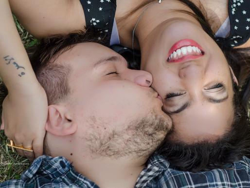 Fotografia de Casal - Um presente aos apaixonados ♥