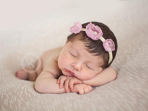 Newborn Valentina