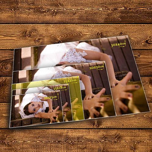Fotos Tamanho 15x21cm