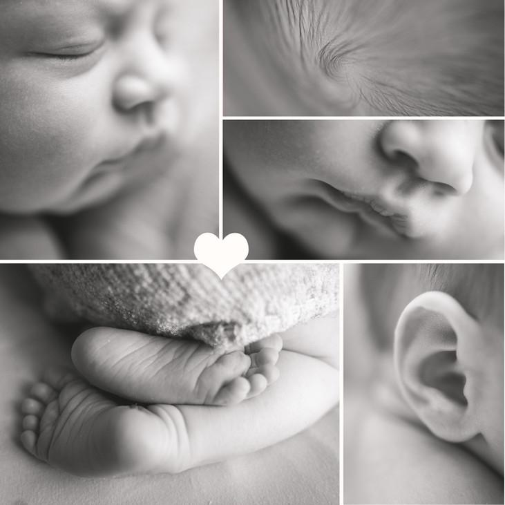 fotos de detalhe newborn em curitiba