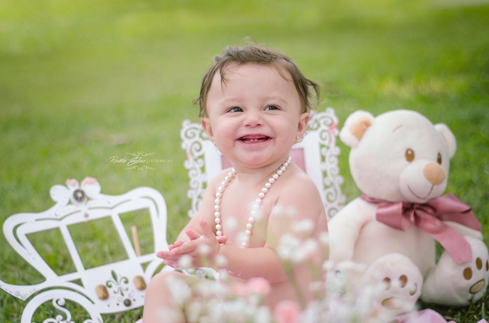 ensaio fotográfico em curitiba bebê