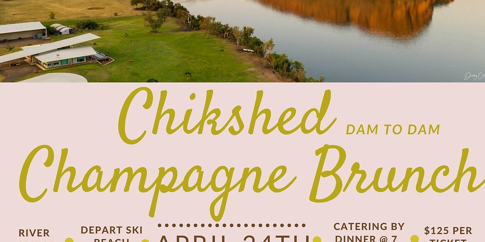 Chikshed Champagne Cruise