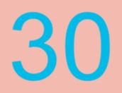 Electrolysis - 30 -