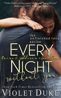 Unfinished Love Series, Book 2