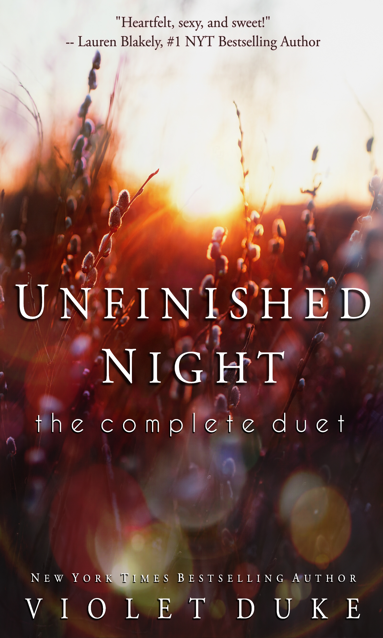 Unfinished Love Series, Bks 1&2 Duet