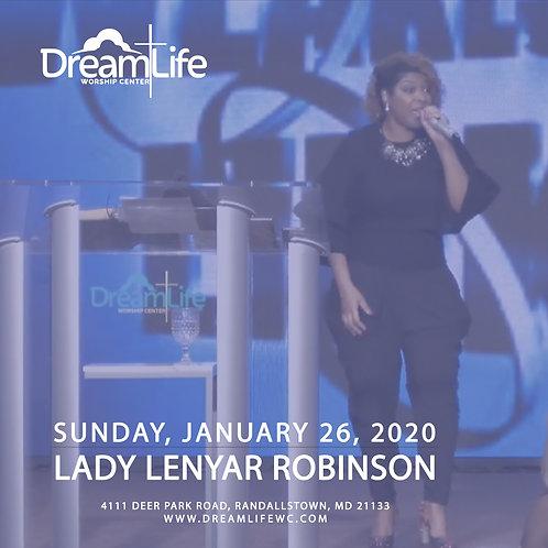 Sunday, January 26, 2020