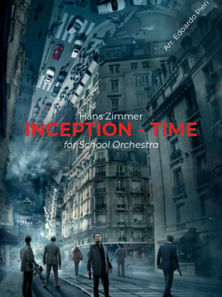 Inception, Time - PDF Score