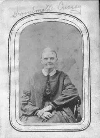 Nancy George Wilkes Creasey