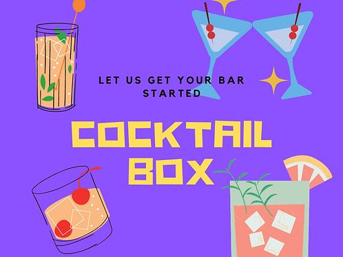 O.P. Cocktail Box