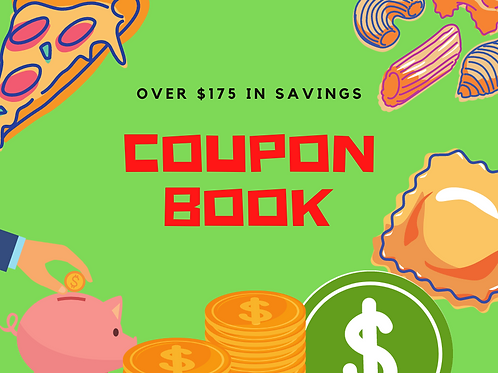 O.P. coupon book